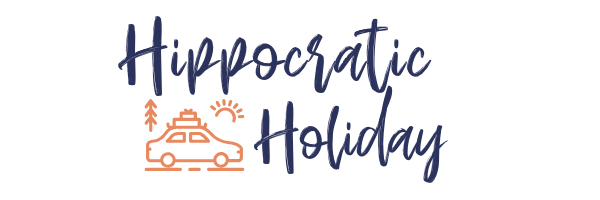 Hippocratic Holiday Logo